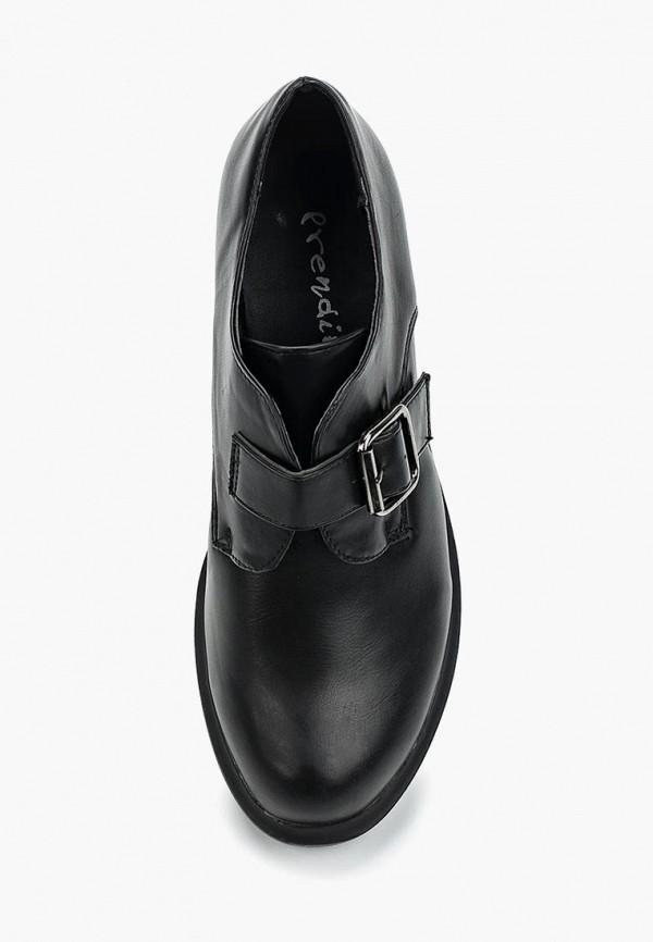 Фото 14 - Ботинки Prendimi черного цвета
