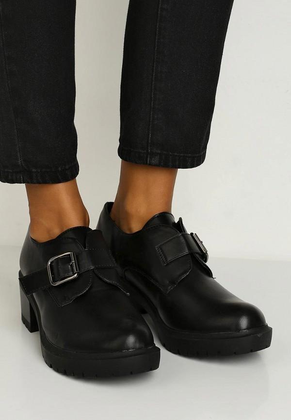 Фото 15 - Ботинки Prendimi черного цвета