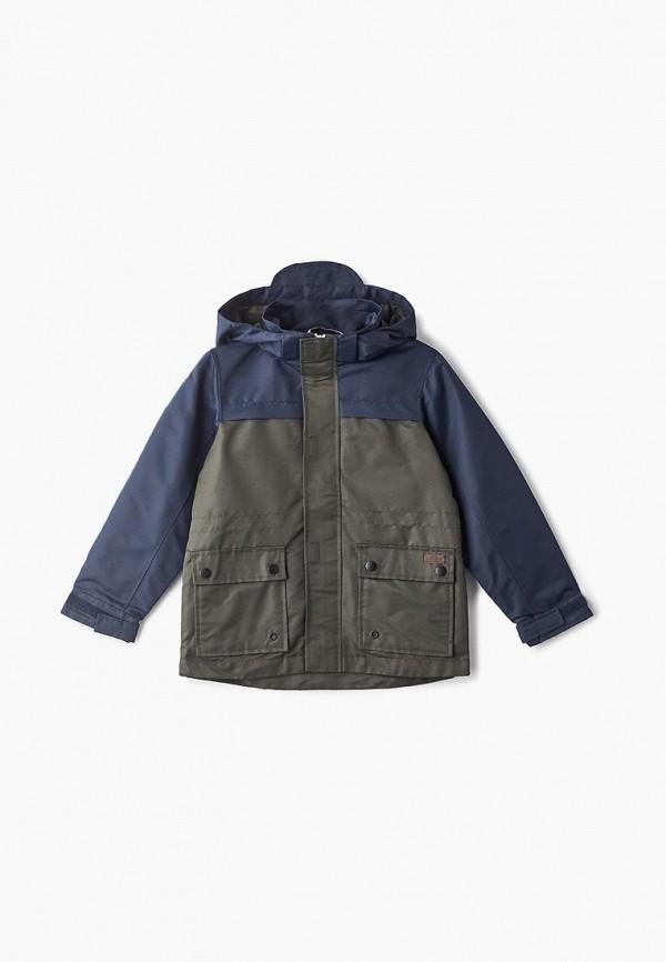 куртка produkt для мальчика, зеленая