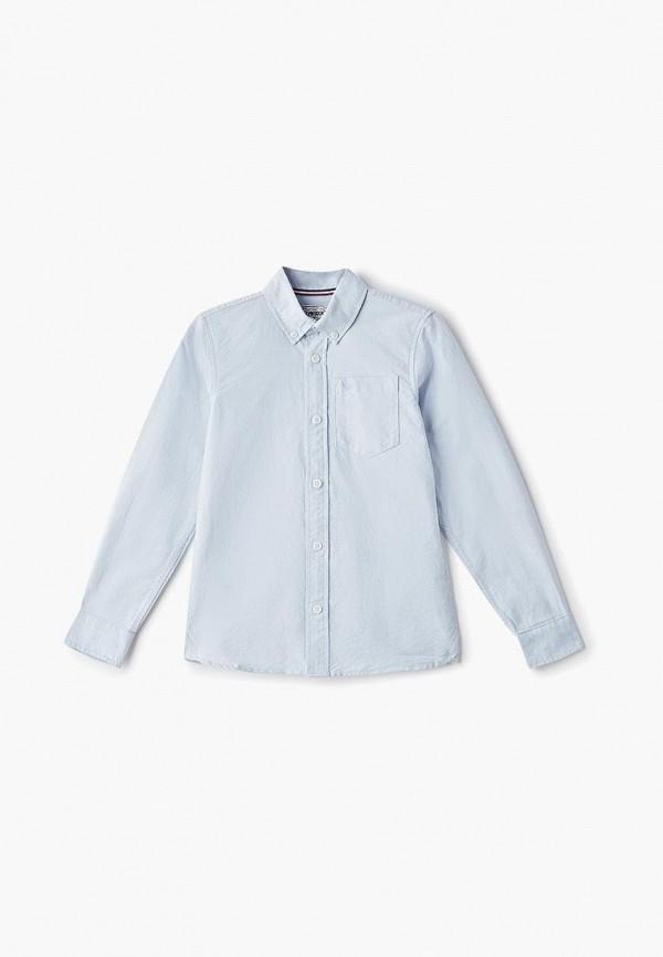 рубашка produkt для мальчика, голубая
