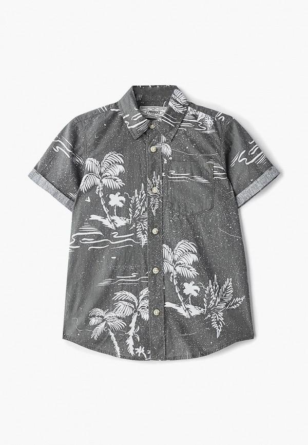 рубашка produkt для мальчика, зеленая