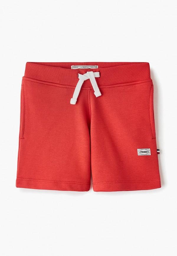 шорты produkt для мальчика, красные