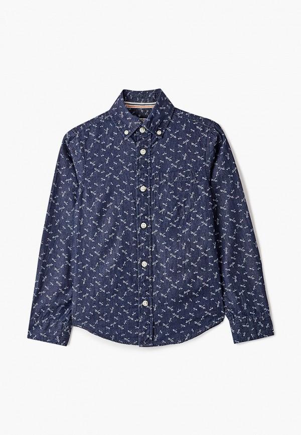джинсовые рубашка produkt для мальчика, синяя