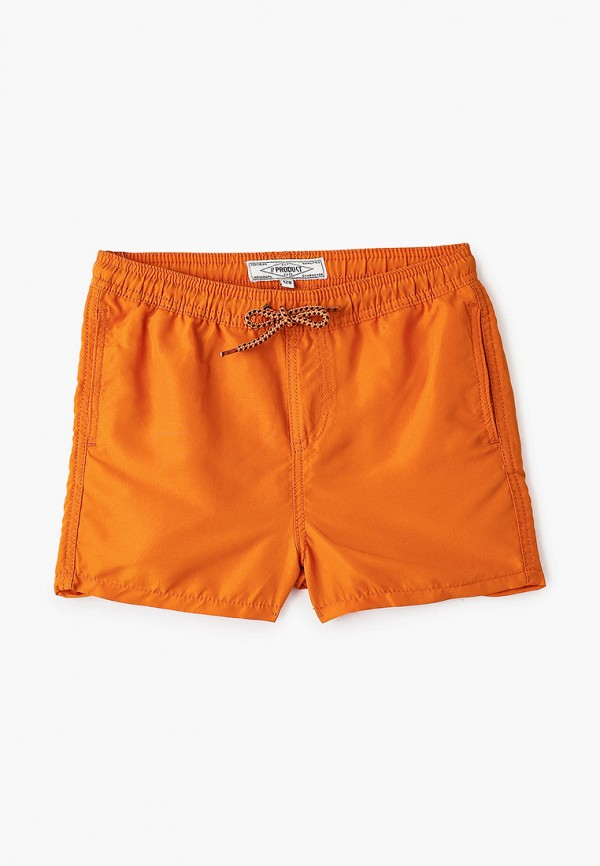 шорты produkt для мальчика, оранжевые