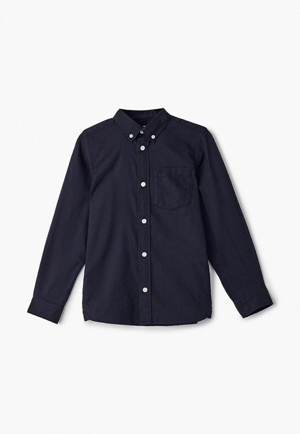 рубашка produkt для мальчика, синяя