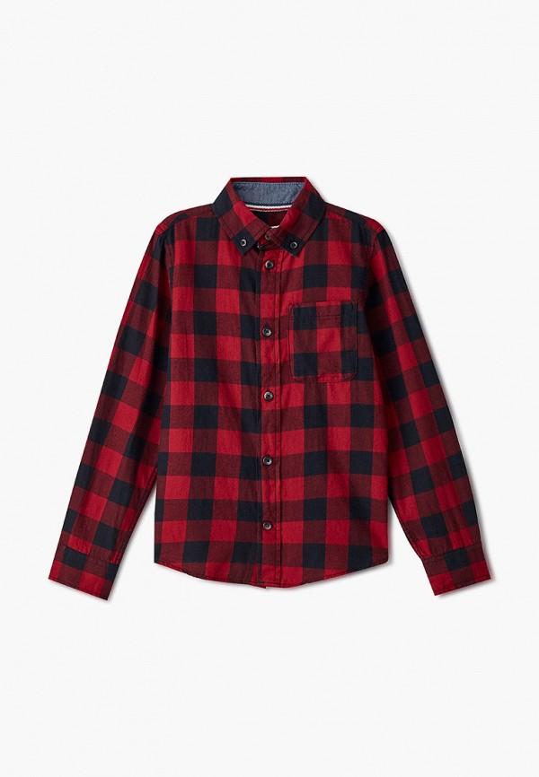рубашка produkt для мальчика, красная