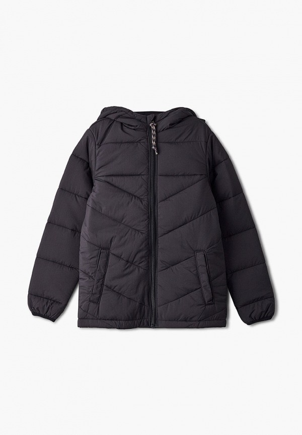 куртка produkt для мальчика, черная