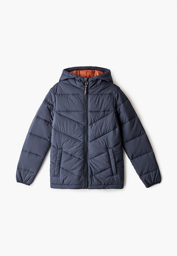 куртка produkt для мальчика, синяя
