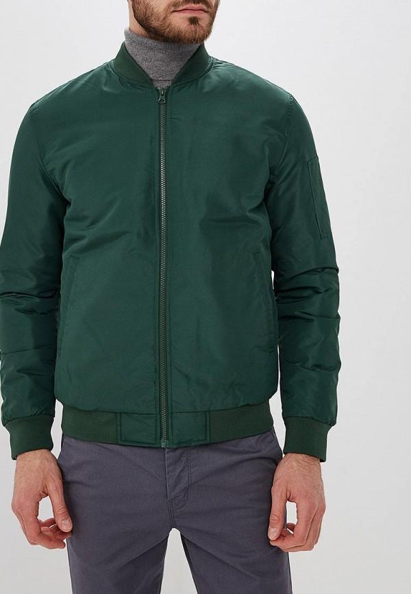 Купить Куртка утепленная Produkt, pr030emdfso3, зеленый, Осень-зима 2018/2019