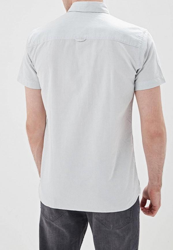 Фото 3 - мужскую рубашку Produkt серого цвета
