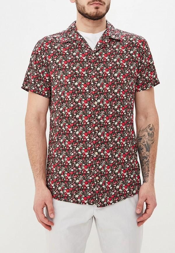 мужская рубашка с коротким рукавом produkt, разноцветная