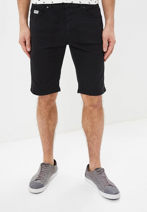 мужские повседневные шорты produkt, черные