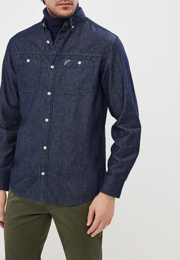 Рубашка джинсовая Produkt Produkt PR030EMECNQ3 цена 2017