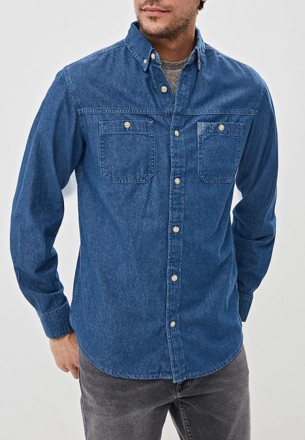 Рубашка джинсовая Produkt Produkt PR030EMECNQ4 цена 2017