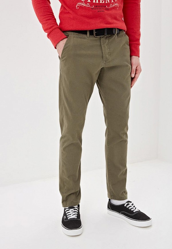 мужские повседневные брюки produkt, хаки