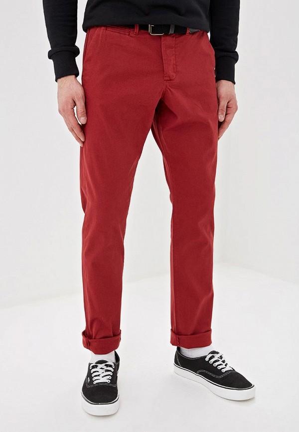 мужские повседневные брюки produkt, бордовые