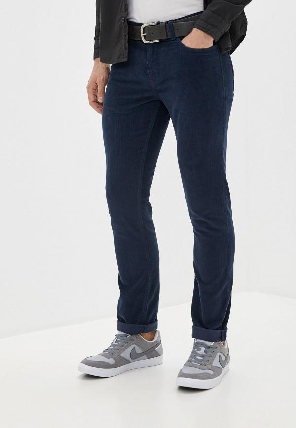 мужские зауженные брюки produkt, синие