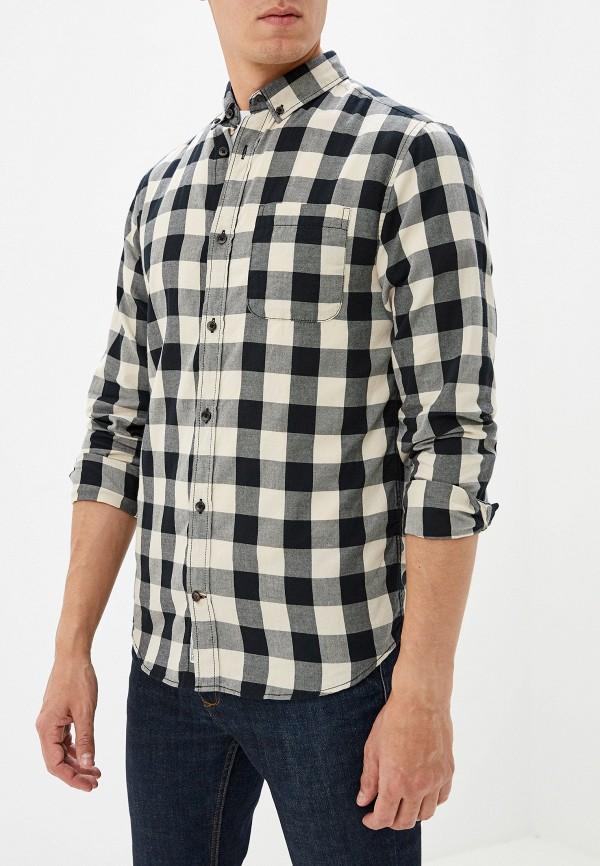 мужская рубашка с длинным рукавом produkt, серая
