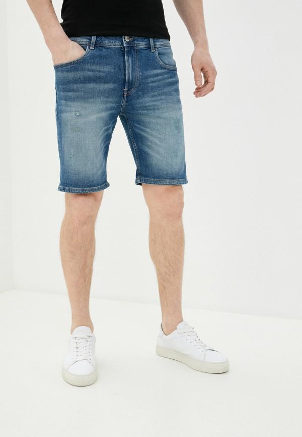 мужские джинсовые шорты produkt, голубые