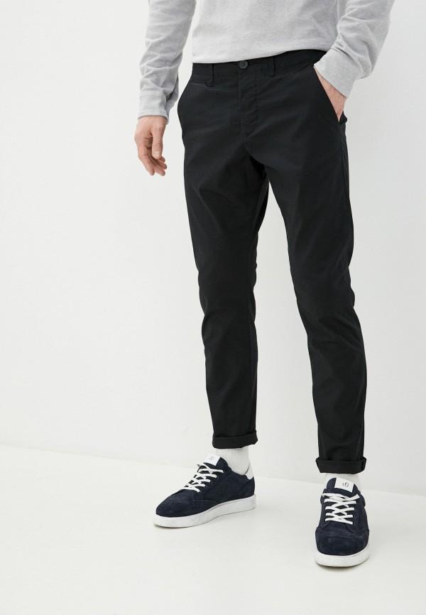 мужские брюки чинос produkt, черные