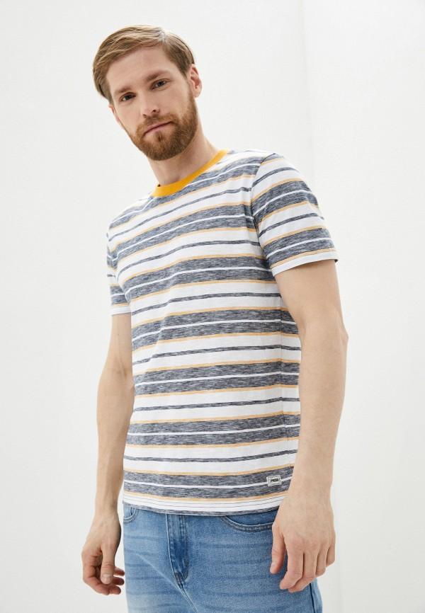 мужская футболка с коротким рукавом produkt, разноцветная