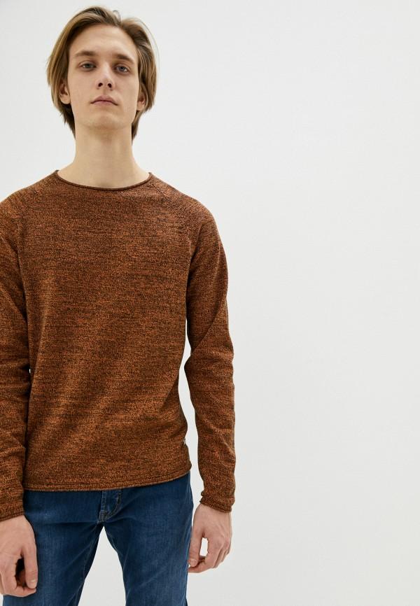 мужской джемпер produkt, коричневый