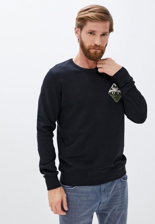 мужской свитшот produkt, черный
