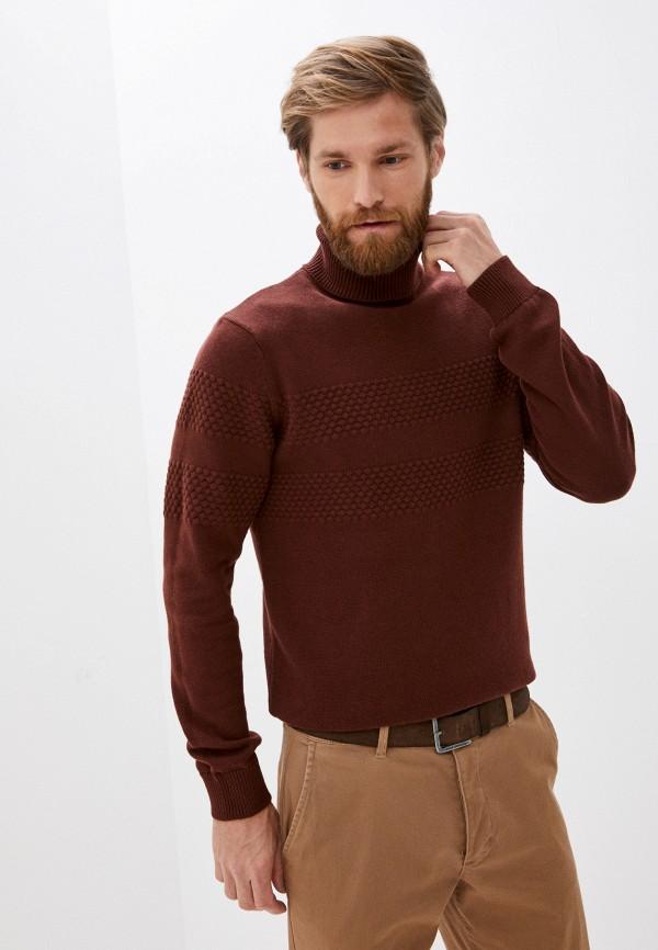 мужской свитер produkt, коричневый