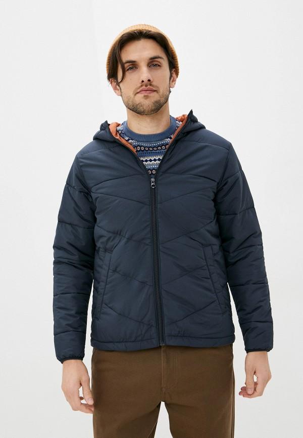 мужская куртка produkt, синяя
