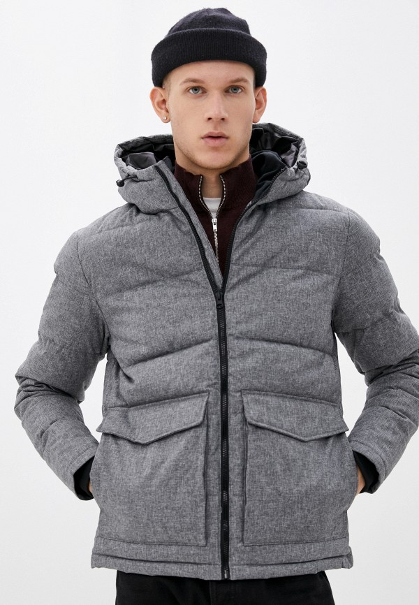 мужская куртка produkt, серая