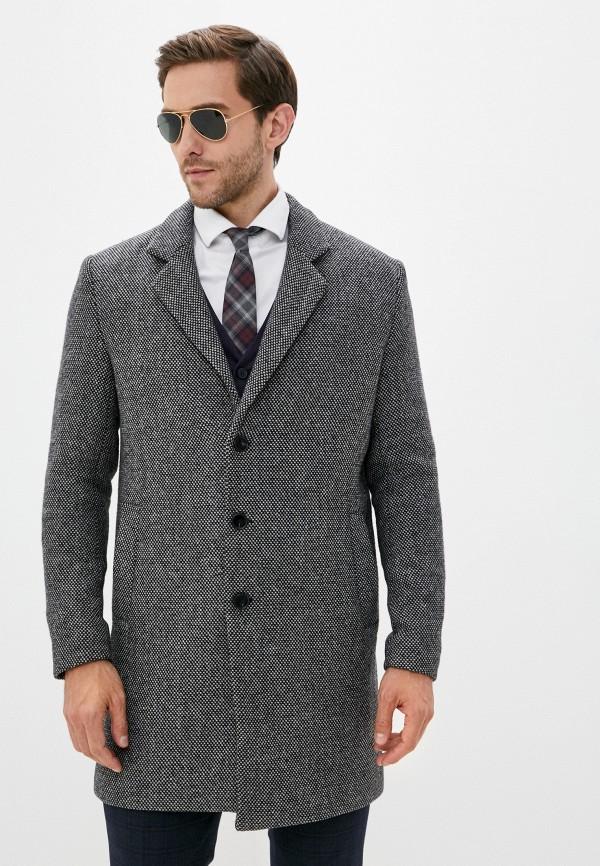 мужское пальто produkt, серое
