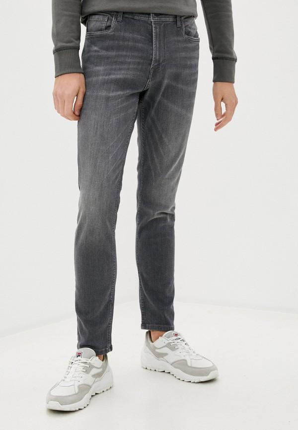 мужские прямые джинсы produkt, серые