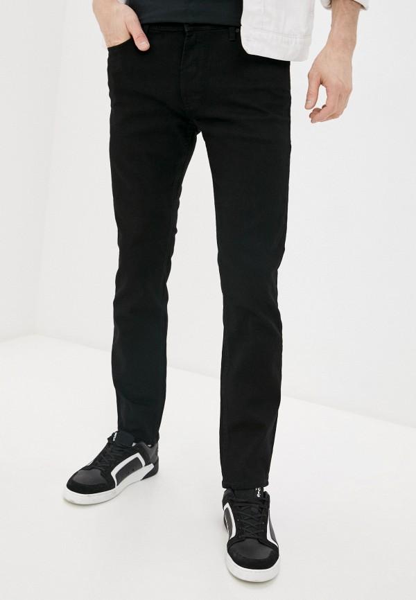 мужские джинсы produkt, черные