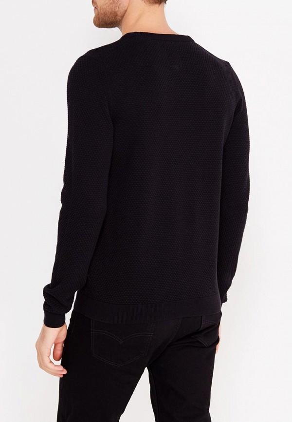 Фото 3 - мужское джемпер Produkt черного цвета