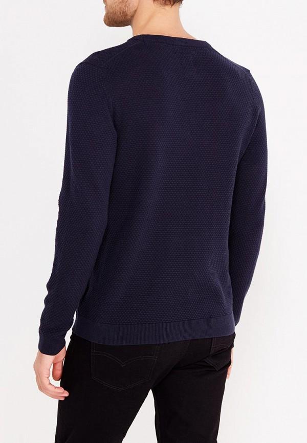 Фото 3 - мужское джемпер Produkt синего цвета