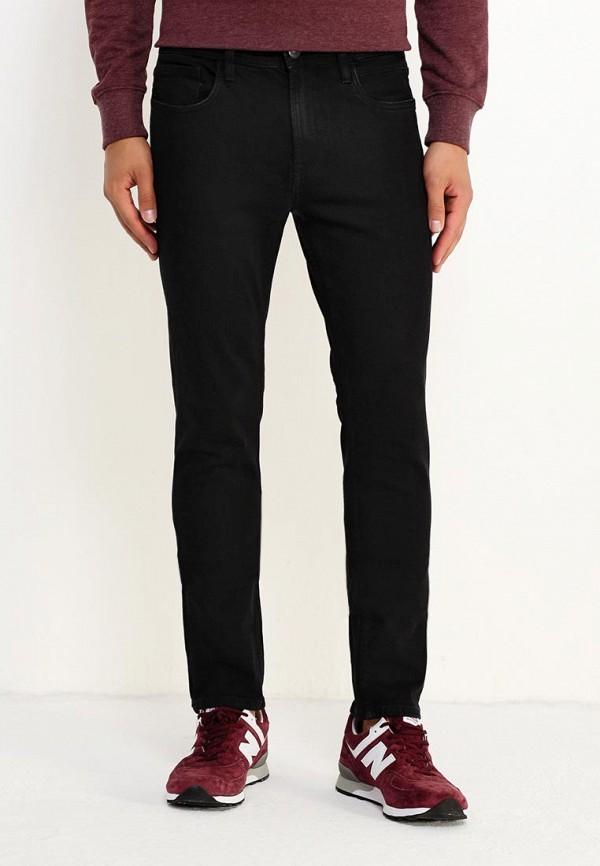 мужские зауженные джинсы produkt, черные