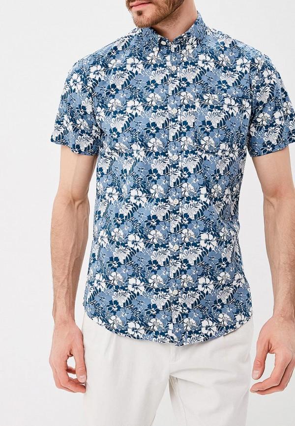 Купить Рубашка Produkt, pr030emzym96, синий, Весна-лето 2018