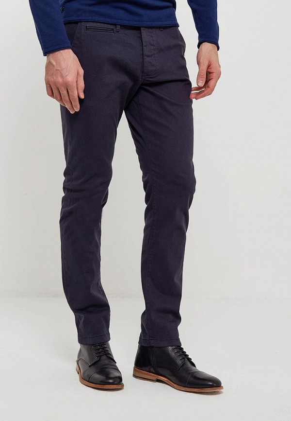 мужские повседневные брюки produkt, синие