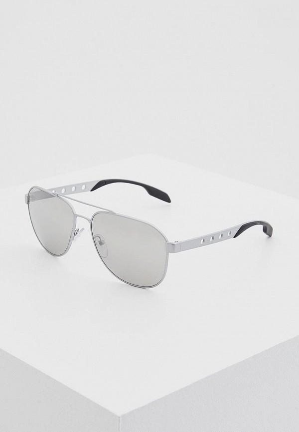 Очки солнцезащитные Prada Prada PR040DMDPZ48 солнцезащитные очки bikkembergs очки солнцезащитные