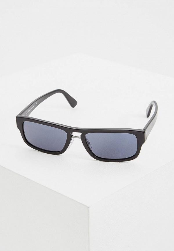Очки солнцезащитные Prada Prada PR040DMENBW3 prada sport куртка
