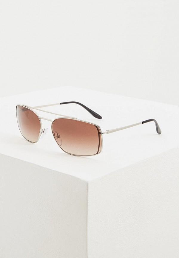Очки солнцезащитные Prada Prada PR040DMENBW9 цены онлайн