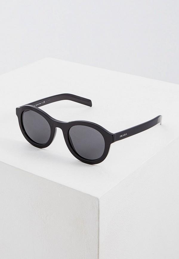 Очки солнцезащитные Prada Prada PR040DMFTTK4 цена и фото