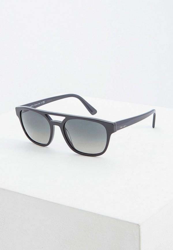 Очки солнцезащитные Prada Prada PR040DMFTTL0 очки солнцезащитные prada prada pr040dwzbv94