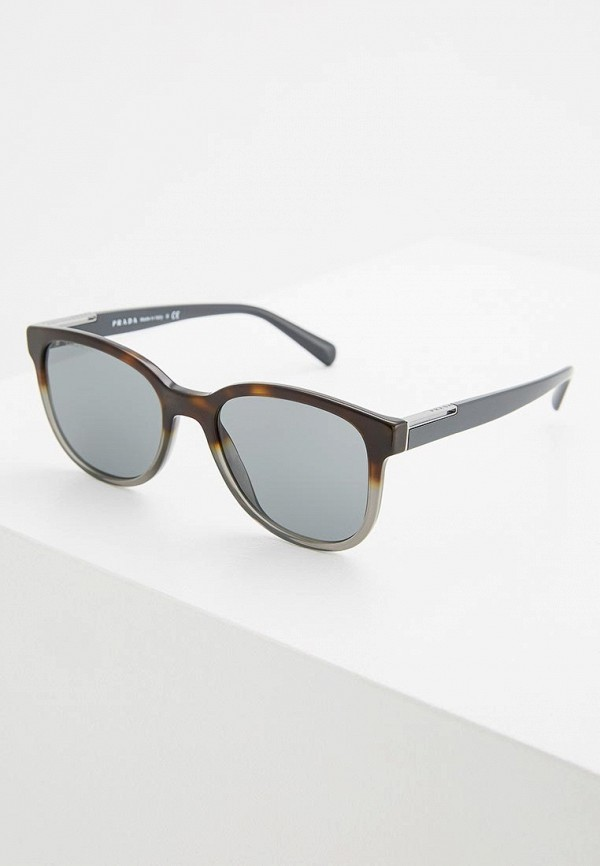 Очки солнцезащитные Prada Prada PR040DMZBW14 очки солнцезащитные prada prada pr040dwhxf29