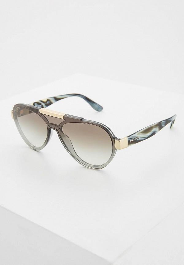 Очки солнцезащитные Prada Prada PR040DMZBW26 очки солнцезащитные prada prada pr040dwoxc47