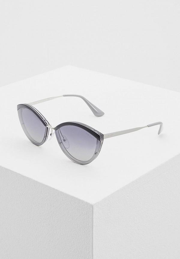 Очки солнцезащитные Prada Prada PR040DWATBD8 prada кожаный кошелек