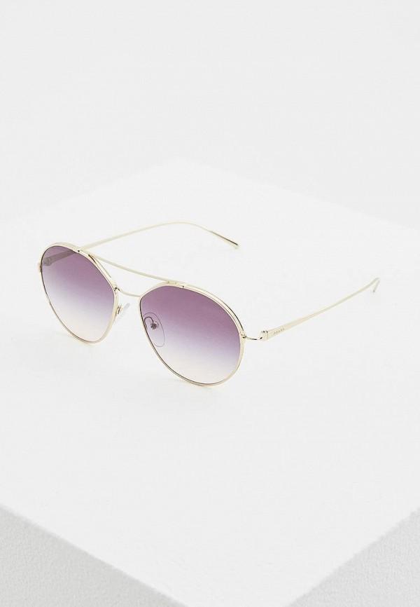 Круглые и овальные очки Prada
