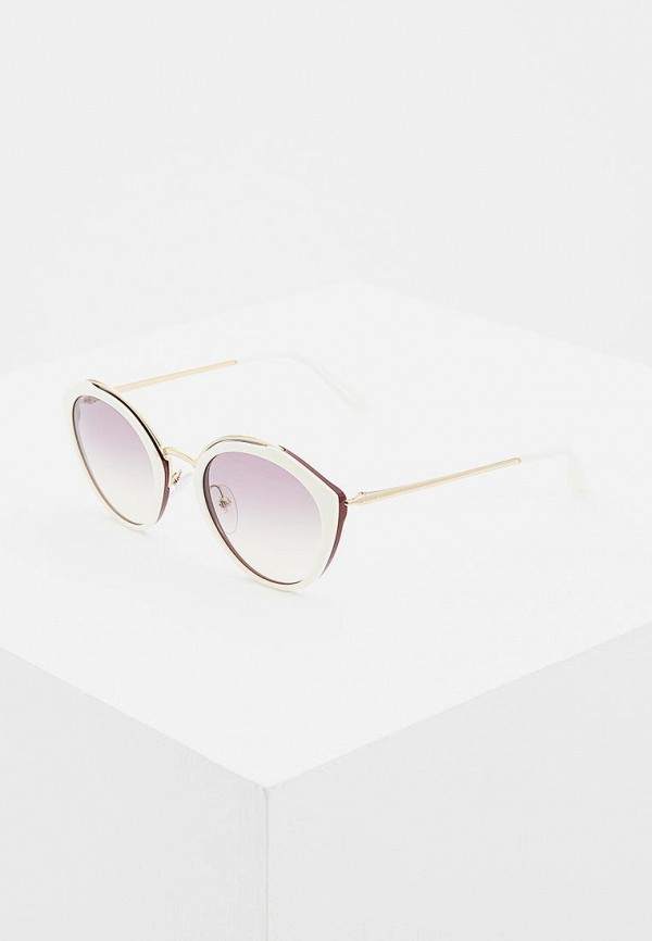 цена Очки солнцезащитные Prada Prada PR040DWBZNO0 онлайн в 2017 году
