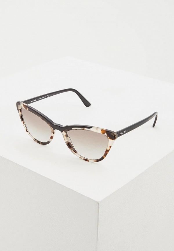 Очки солнцезащитные Prada Prada PR040DWDBJM7 солнцезащитные очки persol очки солнцезащитные