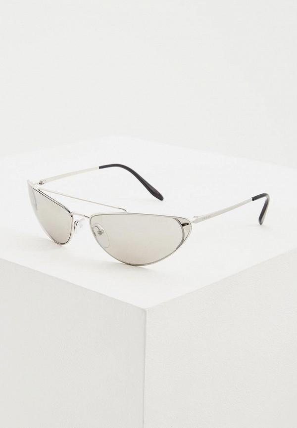 Очки солнцезащитные Prada Prada PR040DWDBJR7 цена и фото